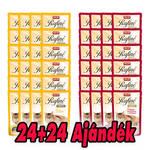 Animonda Rafiné Soupe Csirke lágytojással 24x100g +24db Ajándék