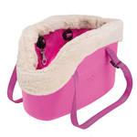 Ferplast With-Me Winter szállító táska pink 44x22x27cm