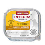 Animonda Integra Protect Sensitive Kenguru Amarant 100g