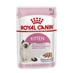 Royal Canin Kitten Loaf  puha falatkák szószban 85g