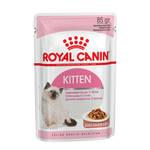 Royal Canin Kitten Gravy falatok szószban 85g