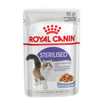 Royal Canin Sterilised Jelly falatok aszpikban 85g