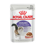 Royal Canin Sterilised Gravy falatok szószban 85g