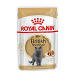 Royal Canin British Shorthair Adult nedveseledel 85g