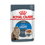 Royal Canin Light Weight Care falatok szószban 85g