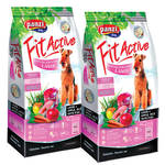FitActive Hypoallergen Lamb Apple Rice 2x15kg