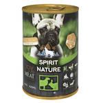 Spirit of Nature Hypoallergenic Bárány nyúlhússal szószban 6x415g