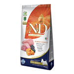 N&D Grain Free Adult Mini Pumpkin Bárány Áfonya 2,5kg