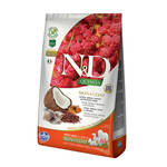 N&D Grain Free Quinoa Skin and Coat Hering 2,5kg