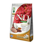 N&D Grain Free Quinoa Skin and Coat Fürj 2,5kg