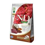 N&D Grain Free Quinoa Skin and Coat Szarvas 2,5kg
