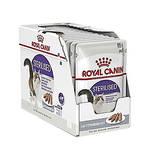 Royal Canin Sterilised Loaf puha falatok szószban 12x85g