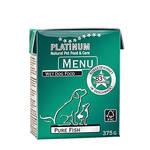 Platinum Menü Pure Fish Hal 375g