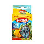 Panzi pH Teszt akváriumi vízteszt színskálával
