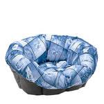 Ferplast Sofa Cushion 6 Jeans 73x55x27cm