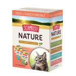 Schmusy Nature Flakes Adult Válogatás 12x100g