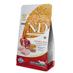 N&D Low Grain Cat Adult Csirke Gránátalma 1,5kg