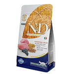 N&D Low Grain Cat Adult Bárány Áfonya 1,5kg
