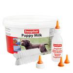 Beaphar Puppy Milk tejpor 200g cumisüveg készlettel