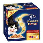 Felix Felix Sensation Extras Húsos falatok aszpikban 24x100g
