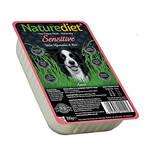 NatureDiet Sensitive Salmon Vegetables menü 390g