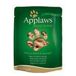 Applaws Csirkemellfilé Spárgával 70g