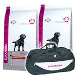 Eukanuba Labrador Retriever fajtatáp 2x12kg +Sporttáska