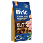 Brit Premium by Nature Adult Medium Breed 15kg