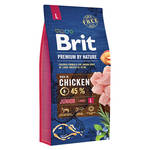 Brit Premium by Nature  Junior Large Breed 15kg