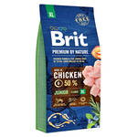 Brit Premium by Nature Junior ExtraLarge Breed 3kg