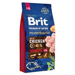Brit Premium by Nature Senior Large Xlarge Breed 15kg