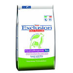 Exclusion Hypoallergenic Insect Small Rovar Borsó 2kg