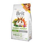 Brit Animals Rabbit Adult Complete nyúleledel 1,5kg