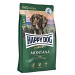Happy Dog Supreme Sensible Montana lóhússal 10kg