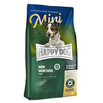 Happy Dog Supreme Sensible Mini Montana lóhússal 1kg