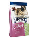 Happy Cat Fit & Well Adult Sterilised Bárány 4kg