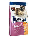 Happy Cat Fit & Well Adult Sterilised Lazac 1,4kg