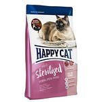 Happy Cat Fit & Well Adult Sterilised Marha 1,4kg