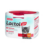 Beaphar Lactol Kitty Milk tejpótló tejpor Taurinnal 250g