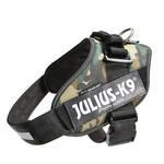 Julius K-9 IDC Powerhám 2 Camouflage 71-96cm