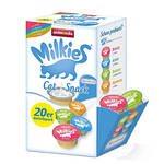 Animonda Milkies Cat Snack Selection 4 ízzel 20x15g