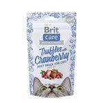 Brit Care Cat Snack Juicy Truffles Cranberry 50g