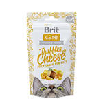 Brit Care Cat Snack Juicy Truffles Cheese 50g