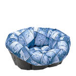 Ferplast Sofa Cushion 4 Jeans 64x48x25cm