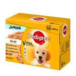 Pedigree Junior Vital Multipack aszpikban 12x100g