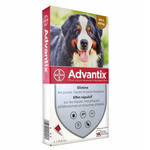 Advantix Spot On 40-60kg között 4x6ml