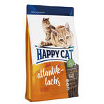 Happy Cat Fit & Well Adult Atlantik Lachs Lazac 1,4kg