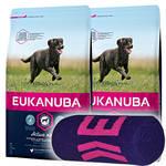 Eukanuba Active Adult Large Breed 2x15kg +Ajándék Törölköző