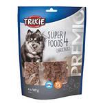 Trixie Premio 4 Superfoods Kockák Mega Pack 4x100g