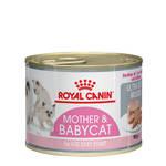 Royal Canin Mother & BabyCat Instinctive Mousse 195g